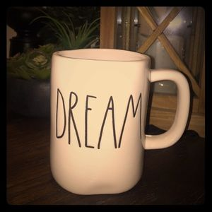 "Rae Dunn ""Dream"" Coffee Mug"